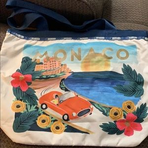 Rifle Paper Co. for Lesportsac tote